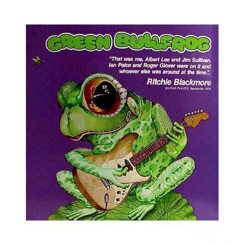 Greenbullfrog