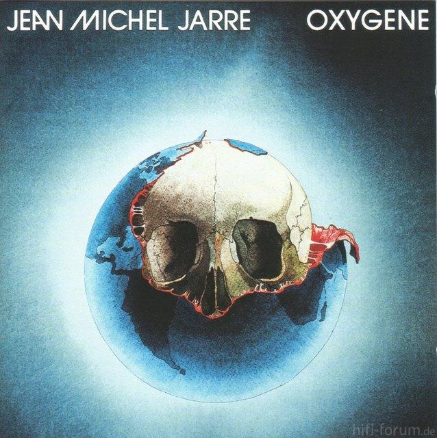 Jean-Michel Jarre - Oxygene - Front