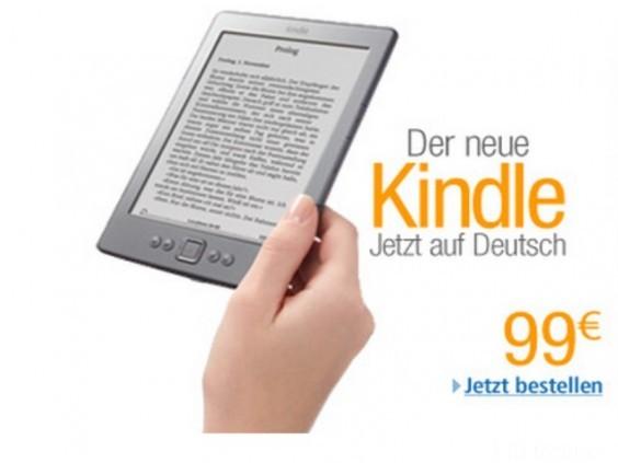 Kindle Neu März 2012
