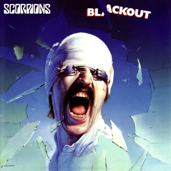 Scorpions Blackout