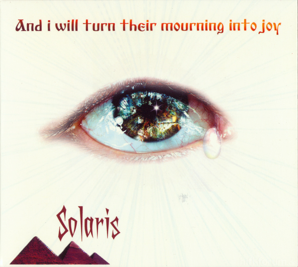 Solaris And I Will Turn