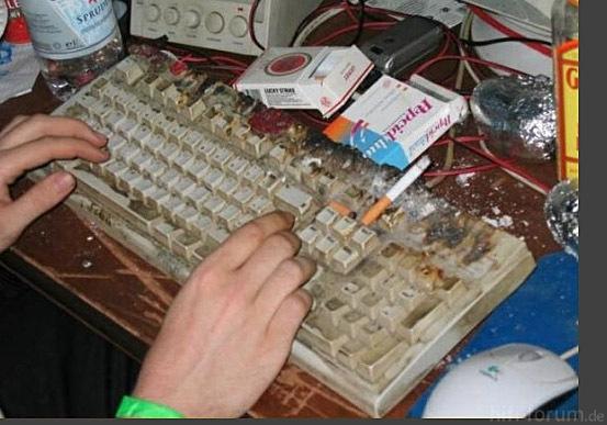 Tastatur Ekel1