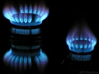 Verbrennung-gas