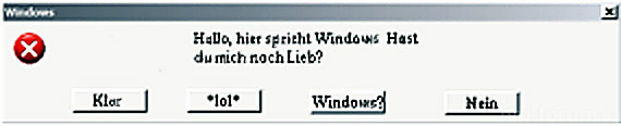 Windows-lieb
