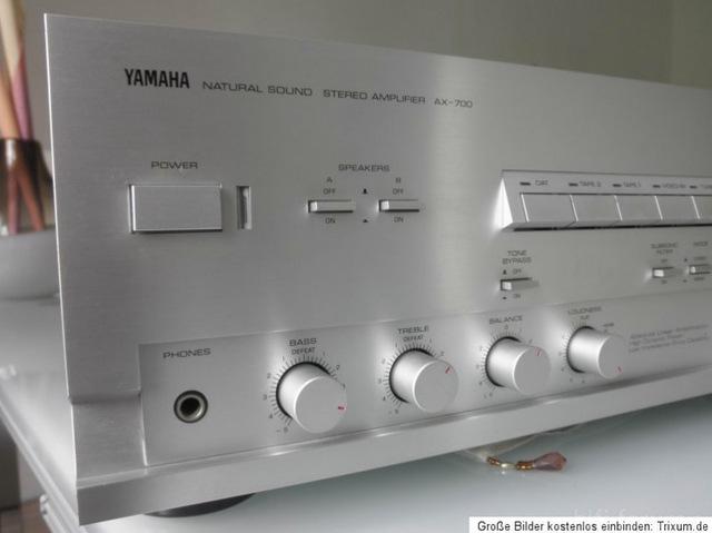 Yamaha Amp Fehlt Was