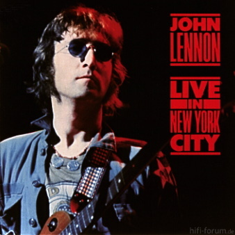 Live In New York Cover