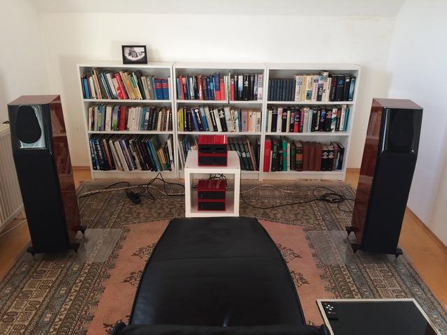 Mein neuer Pro-Ject-Altar