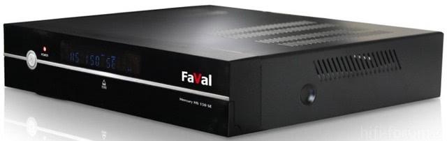FaVal Mercury HS 150