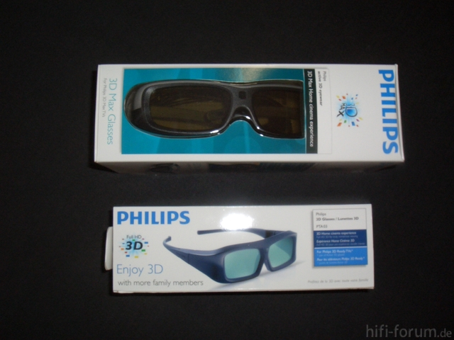 Philips 3D Brillen