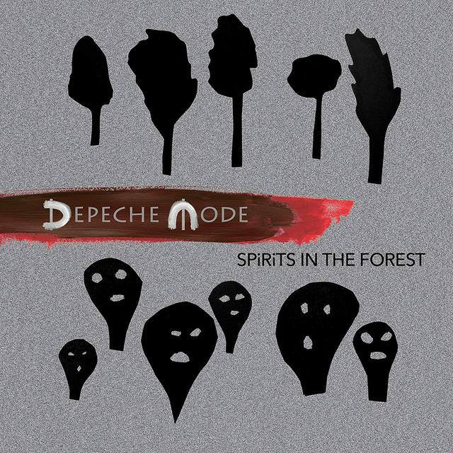 Depeche Mode - Spirits in The Forrest