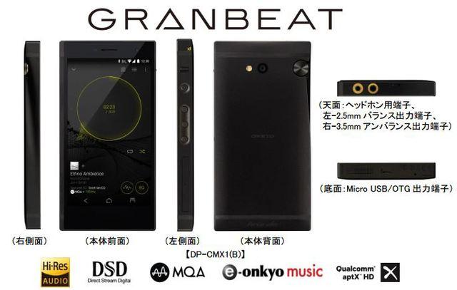 Onkyo Granbeat