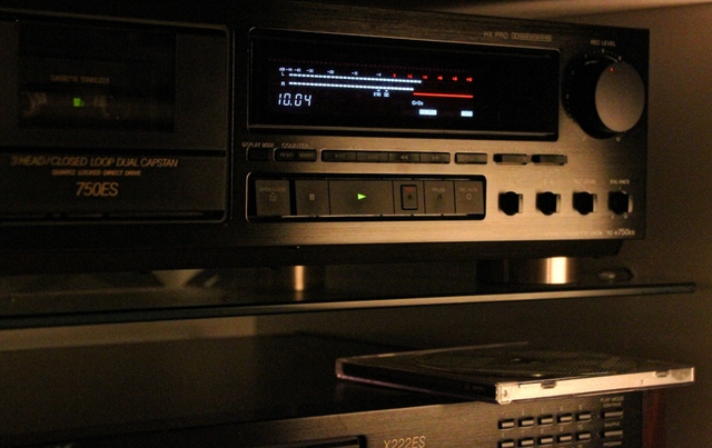 Sony TC-K750ES