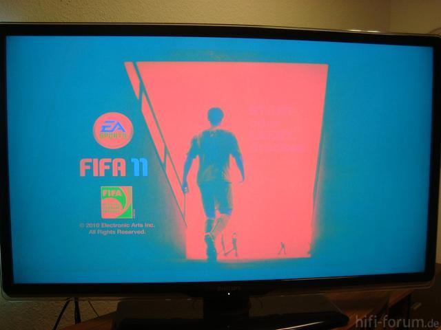 Farbfehler Fifa11