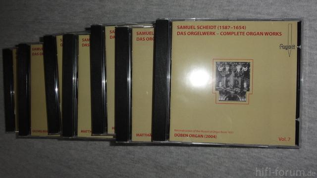 Scheidt Orgelwerk Vol 7