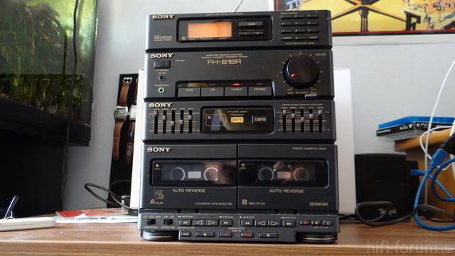 Sony FH-616R