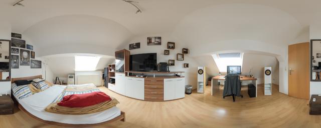 Dachboden Mit Vielen Schragen Wanden Akustisch Optimieren Diy Absorber Akustik Hifi Forum