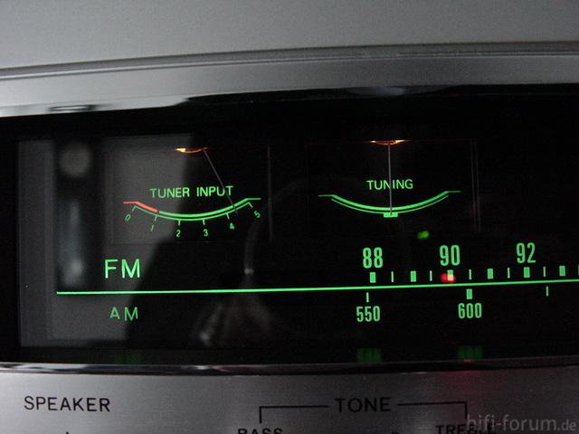 Sony STR 7065A; Neue Skalenbeleuchtung Mit LEDs