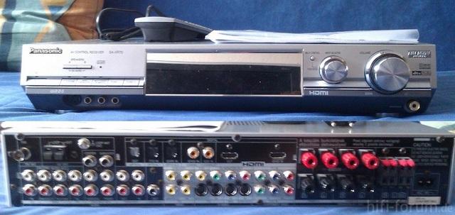 Panasonic SA-XR70 Bild 2