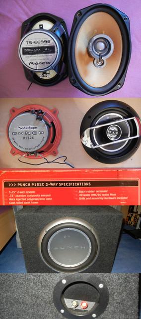Lautsprecher Woofer1