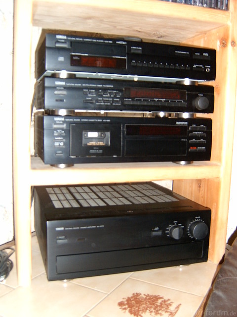 Meine Yamaha Anlage Von 1995