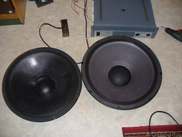 The Box Speaker 18-500      Mhb18