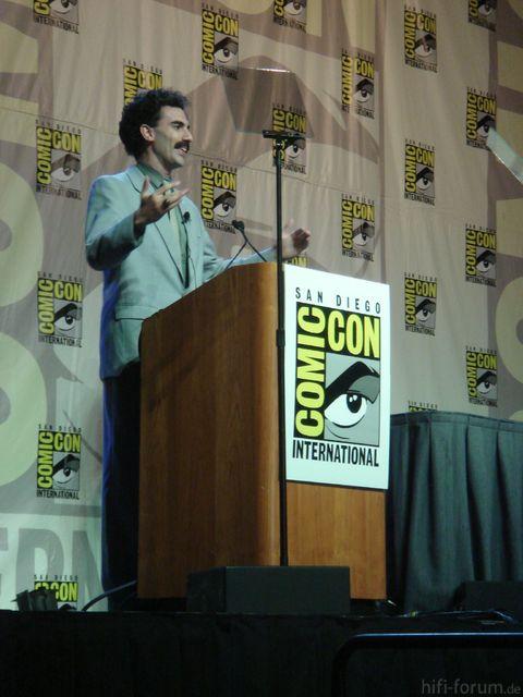 Borat ComicCon 2006