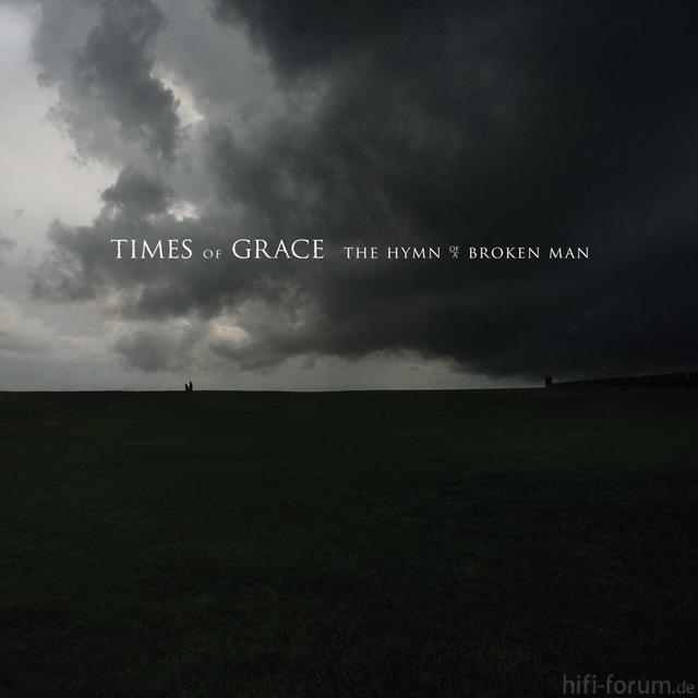 Times Of Grace The Hymn Of A Broken Man 1