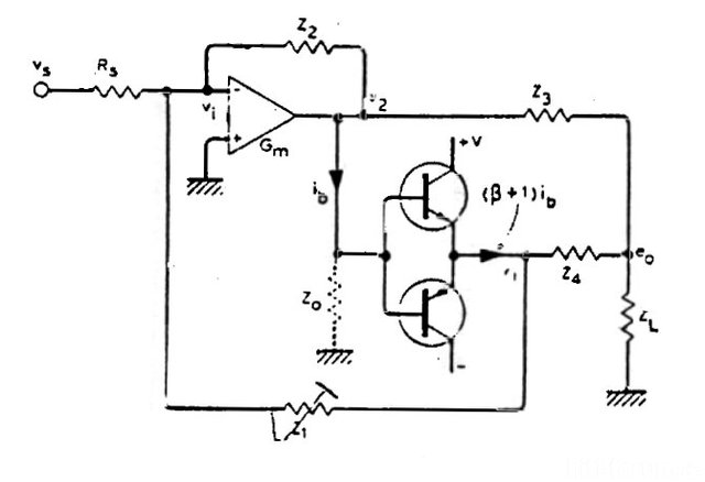 Current Dumping Equivalent Circuit