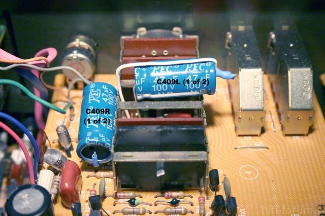 HCA 8300 ReCap C409L&R  Sideview