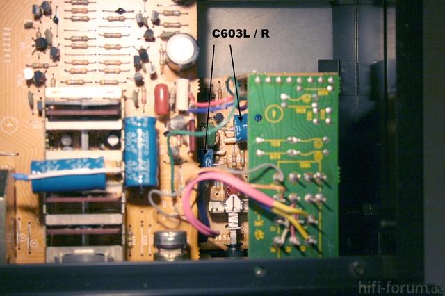 HCA 8300 ReCap C603L&R  Topview