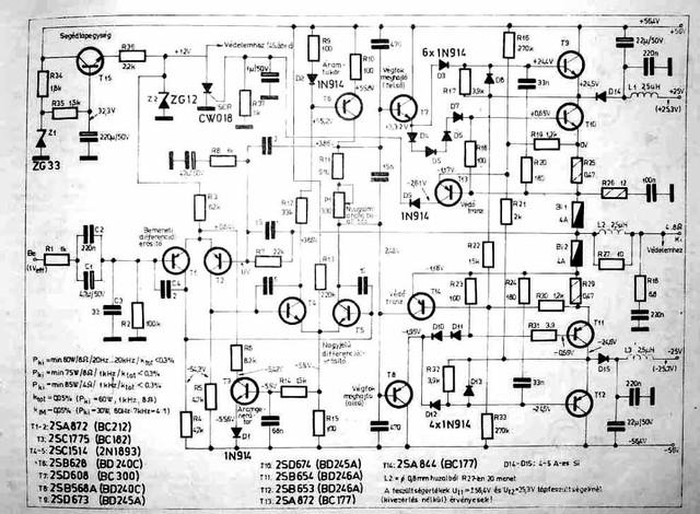 Hitachi HA-5300 schematic _ed