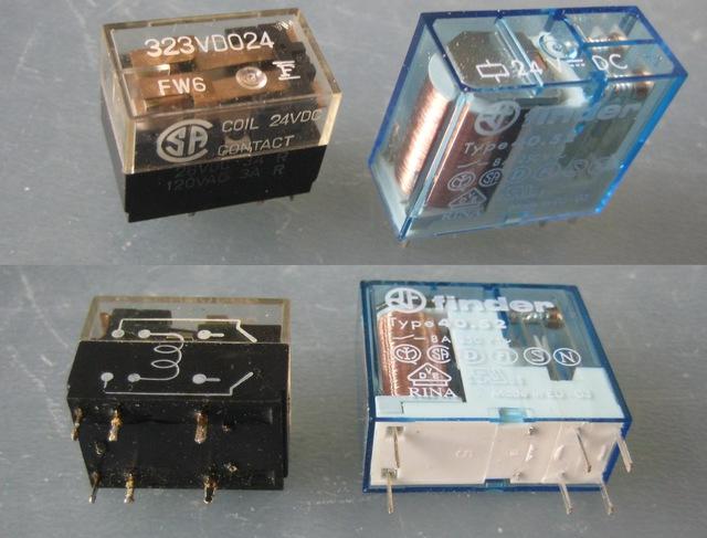 Hitachi HA-6800 protection relais replacement
