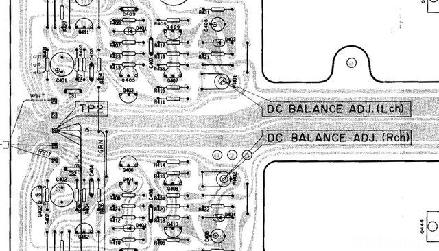 HK655 PCB DC Adjustment