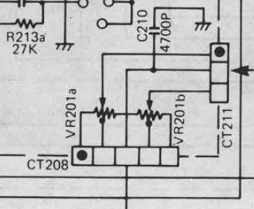 L 410 Lautstärkeregler Im Schaltplan