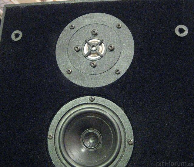 Lautsprecher IQ 1403AC Ersatz Mitteltöner VIFA M10MD 39 08 Und Original Hochtöner