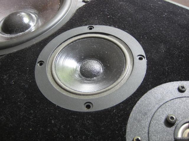 Loudspeaker  I Q 1403AC Midrange  Vifa K10MD 19 8Ohm