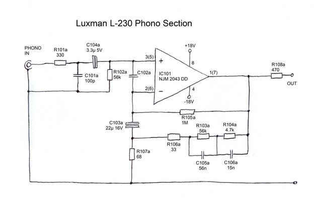 Luxman L-230 Phono Section _midres