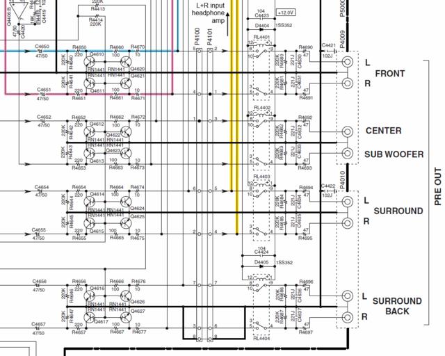 Ausgezeichnet Surround Sound Kabelabdeckungen Ideen - Der Schaltplan ...