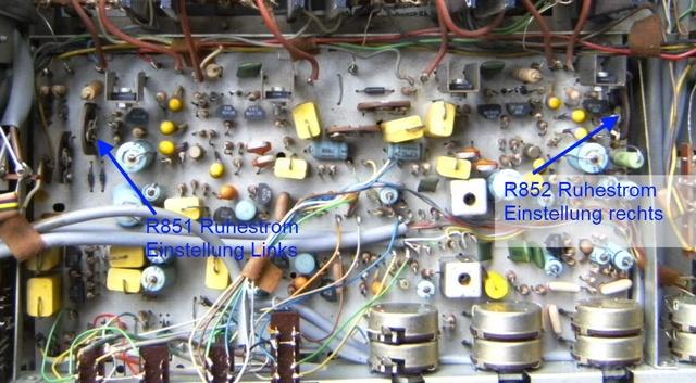 Philips 22rh591 Innenansichten 005 Ruhetrom Potis