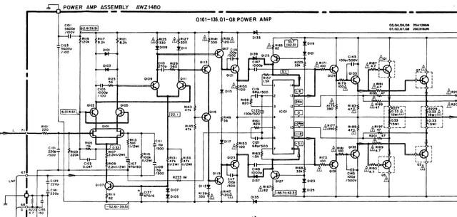 pioneer a-717 mkii -gel u00f6st- rechter kanal um c a  1db leiser  hifi-klassiker