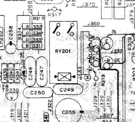 Yamaha A 1020 Relais Pinbelegung