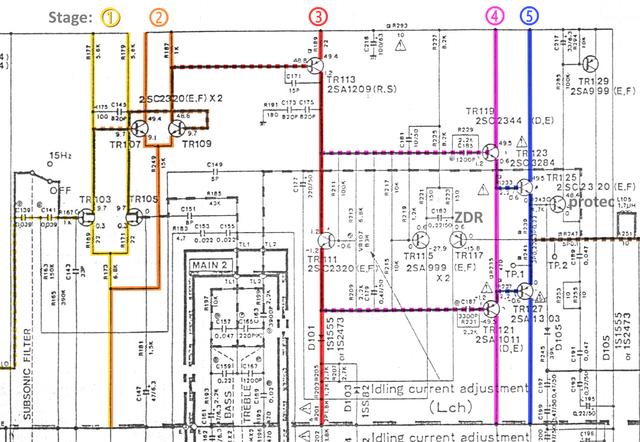 Yamaha A500 linker Kanal Knallt, Hifi-Klassiker - HIFI-FORUM (Seite 2)