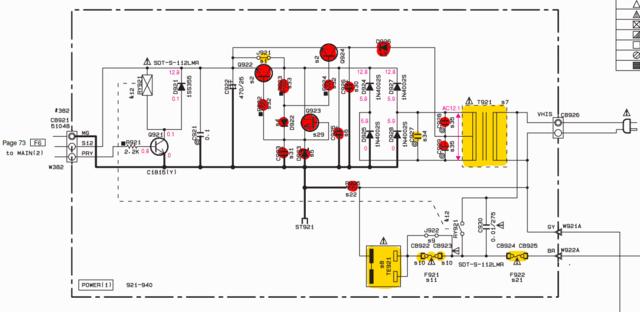 Yamaha RX-V630 RDS klickt kurz dann aus, Elektronik (Stereo&Surround ...