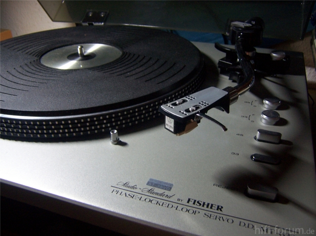 Studio Standard By FISHER MT-6321