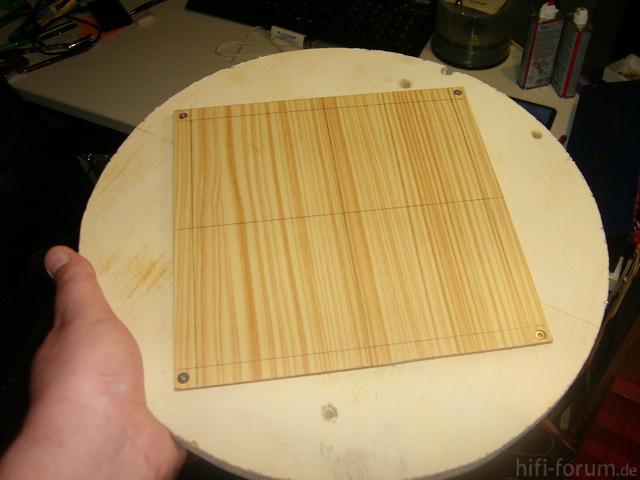 Form Grundplatte 1