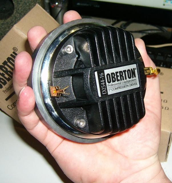 Oberton D2544 16 Ohm