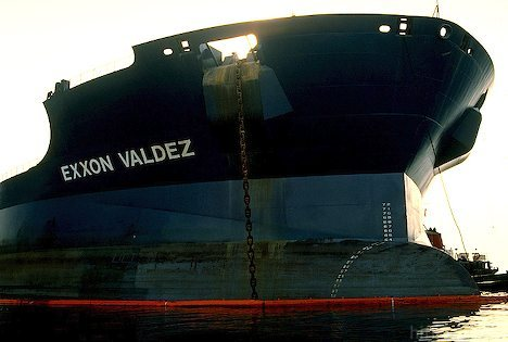 Exxon Valdez Tanker 3195