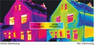 Gebäude Thermografie In Unterfranken 51383 Image