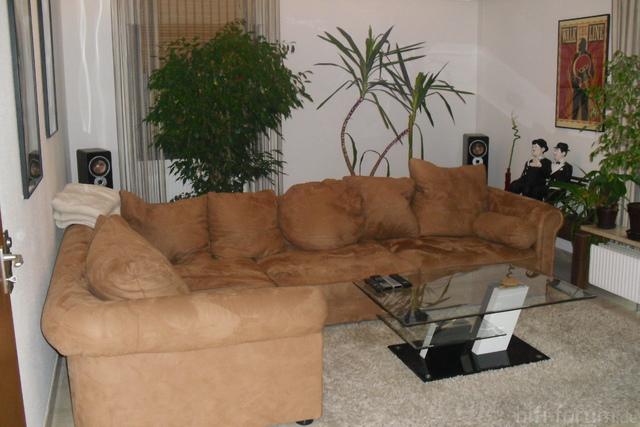 Sofa Und Rear