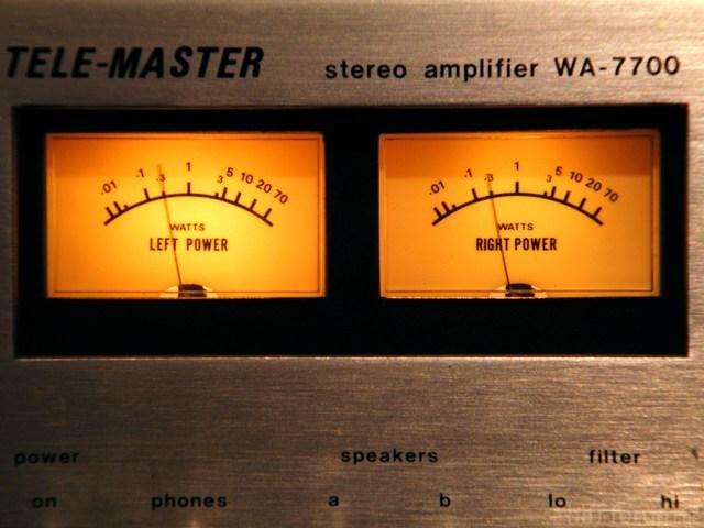 Tele-Master WA - 7700